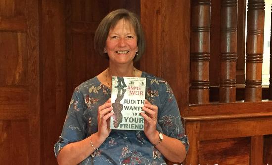 Author Annie Weir
