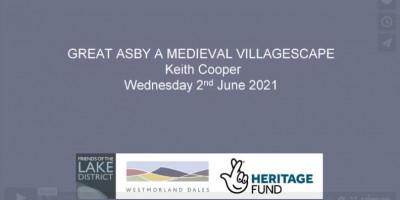 A Medieval Villagescape