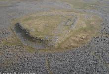 Castle Folds Settlement.  Photo: Megalithic Portal.