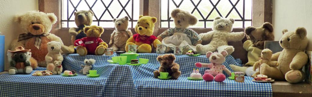 A Teddy Bears' Picnic