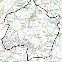 Asby Parish Map
