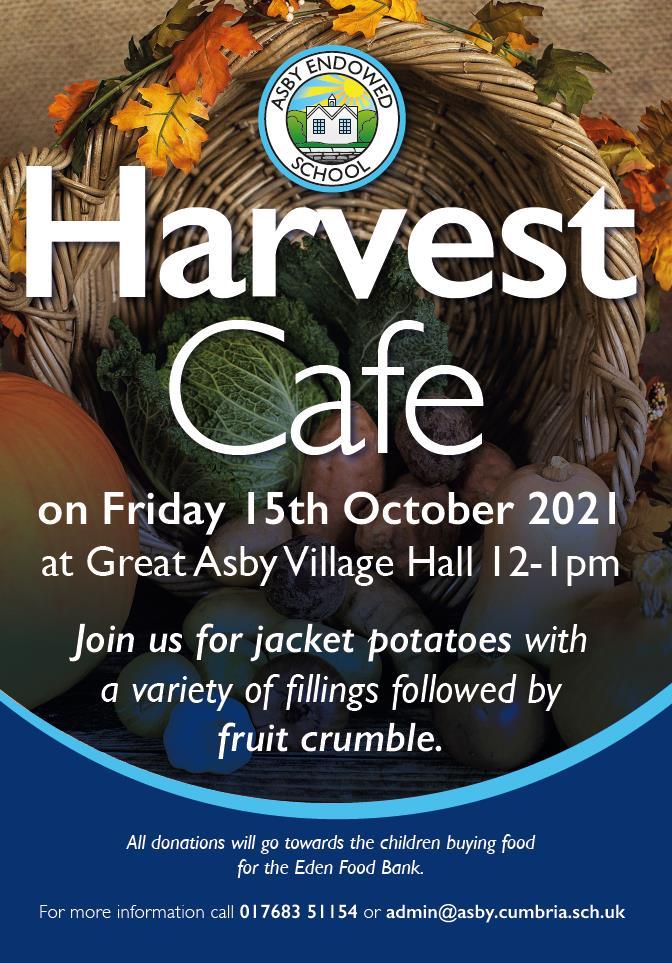 AES Harvest Cafe