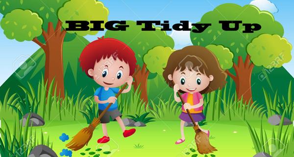 BIG Tidy Up