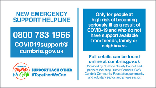 Cumbria Emergency Support