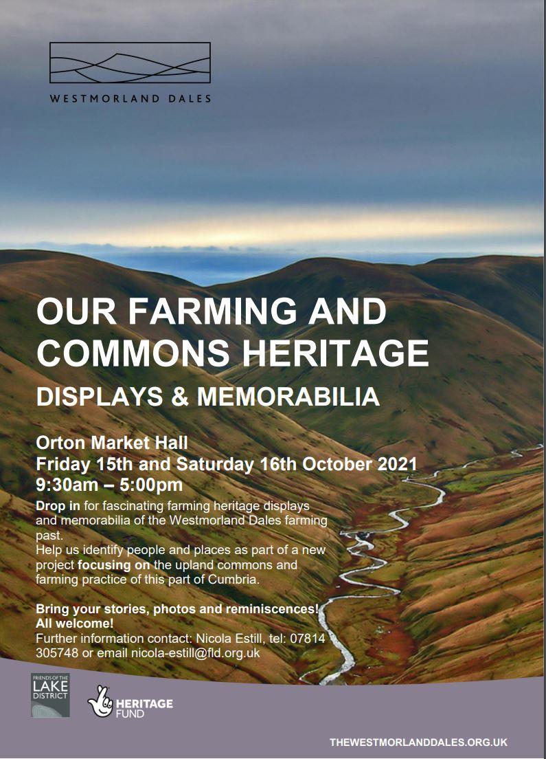 Farming Heritage Poster