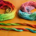 Rainbow Dyeing