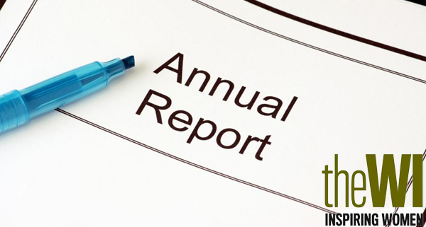 Asby WI Annual Report Archive