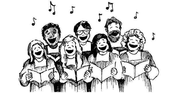 Village Carol Singing