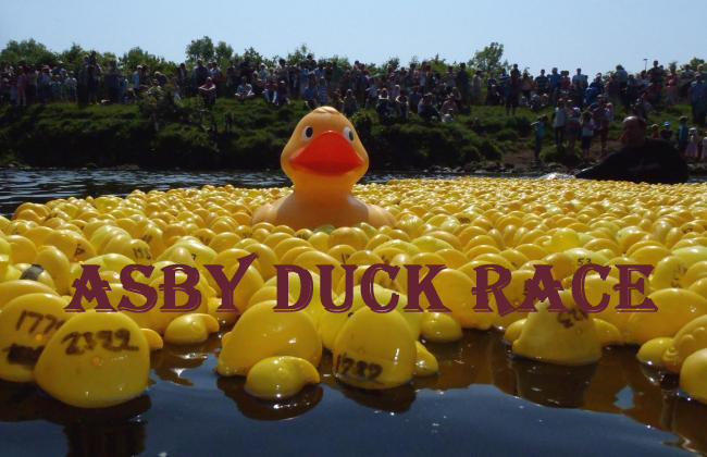 Asby Duck Race