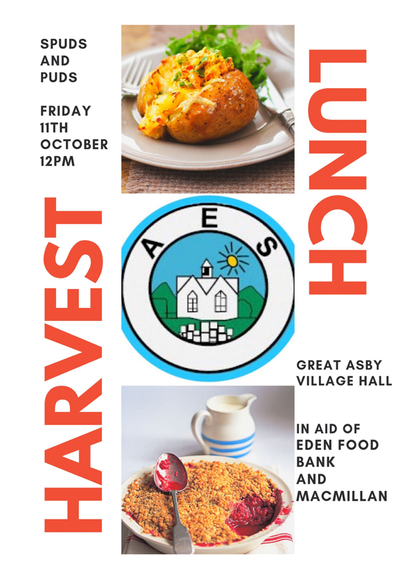 AES Harvest Lunch
