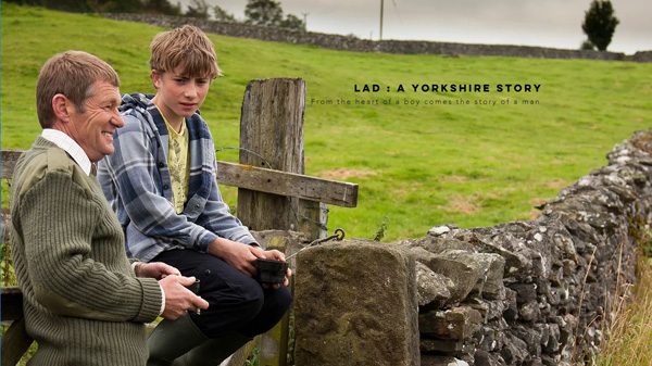 LAD - a Yorkshire Story (poster)