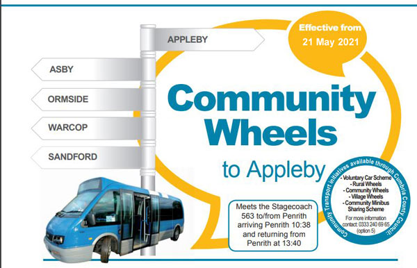 Bus Service from 21 May 2021