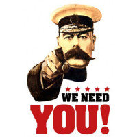 We Need You! Poster
