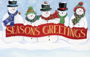 Christmas Greeting No. 4