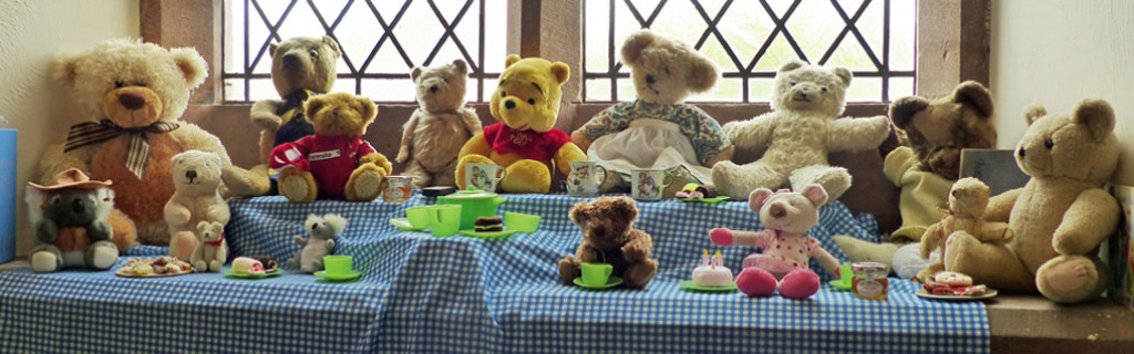 A Teddy Bears' Picnic