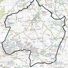 Asby Parish Map